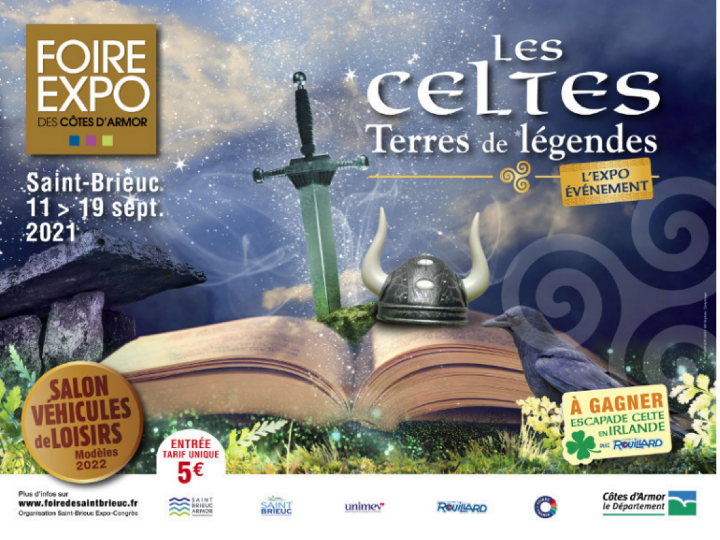 Foire exposition de St-Brieuc