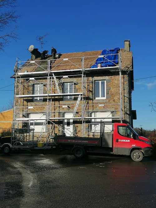 Rénovation toiture - La Motte - Côtes d''Armor 25