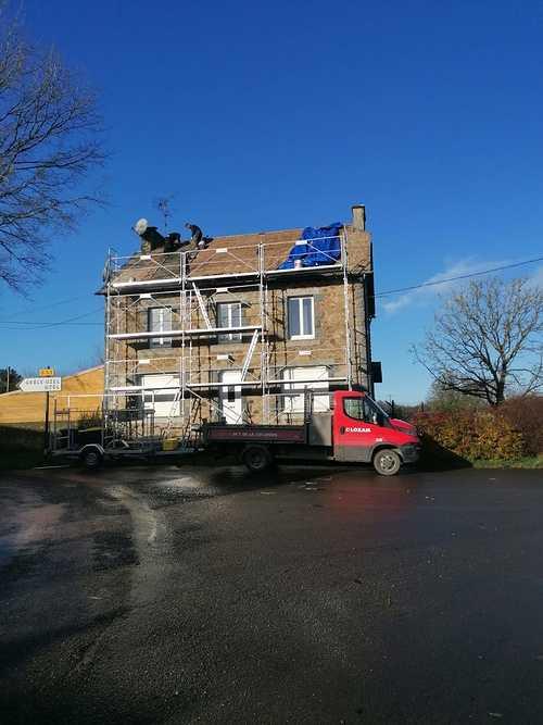 Rénovation toiture - La Motte - Côtes d''Armor 34