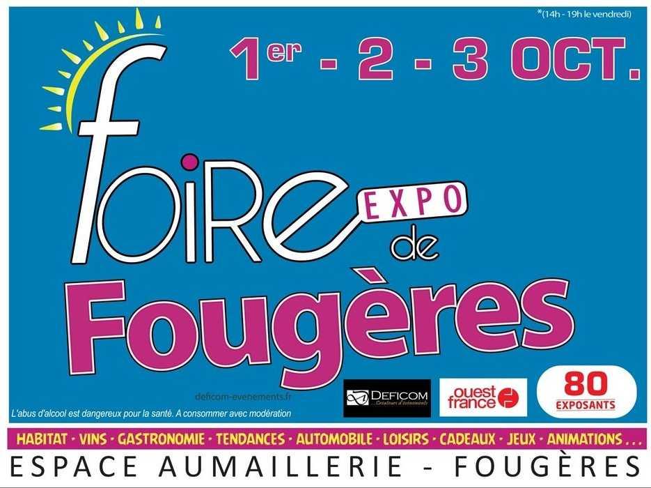 Qualireno à la Foire Expo de Fougères 0