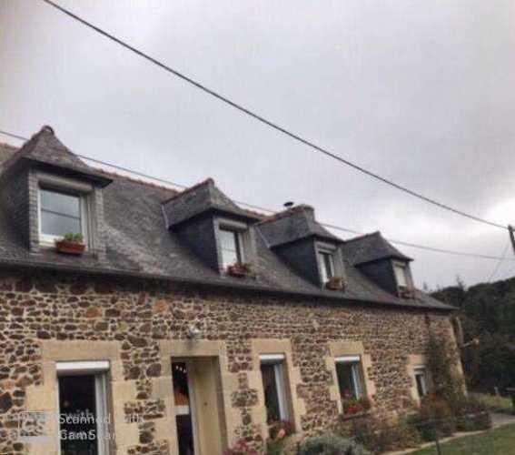Traitement hydrofuge sur toiture en ardoises naturelles - Côtes-d''Armor (22) c0102c7f-2384-4577-9002-d7ccdccf8b1d