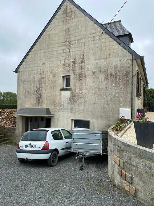 Création d''un bardage en ardoises - Côtes-d''Armor (22) img06721